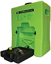 S.A.S. Safety Corporation 5135 Portable Low-Profile Eyewash Station