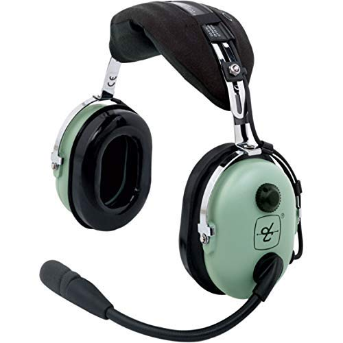 David Clark H10-13.4 Aviation Headset, verlängert (Generalüberholt)