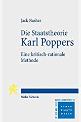 Die Staatstheorie Karl Poppers: Eine kritisch-rationale Methode Taschenbuch