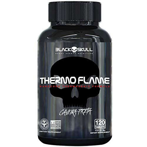 Thermo Flame (120 Tabs), Black Skull