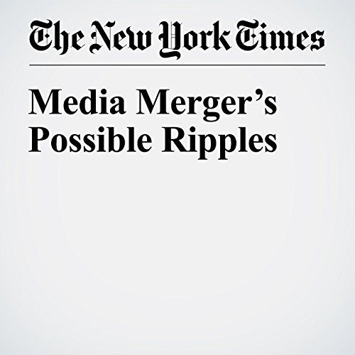 Media Merger's Possible Ripples audiobook cover art