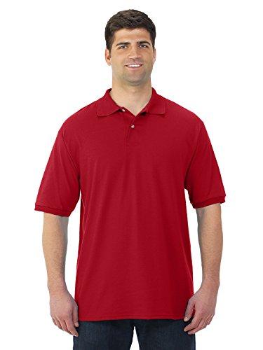 Jerzees SpotShield Camiseta esportiva de malha jérsei de 159 g