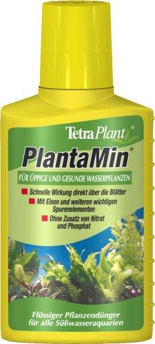 Tetra PlantaMin Engrais en fer pour plantes vertes riches