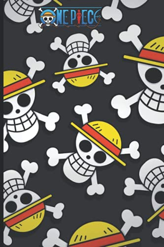 """One piece: Notebook 120 pages 