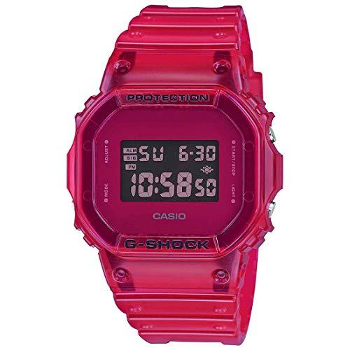 Casio G-Shock Dw-5600Sb-4 resistente a los golpes 200M reloj para hombre