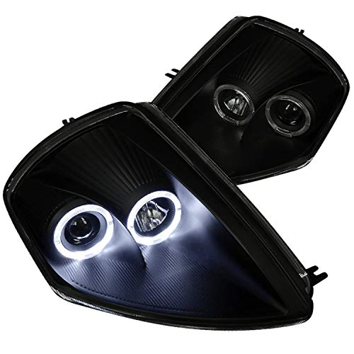 01 eclipse headlight assembly - 5