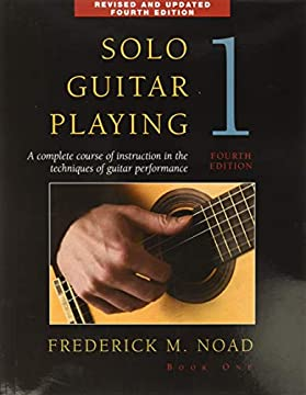 Solo Guitar Playing Volume 1