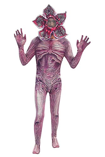 RedJade Stranger Things Season 3 Demogorgon Horror Outfit Traje de Cosplay Joven