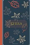 TERRA: notebook journal - TERRA  Personalized...