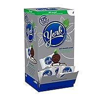 York Peppermint Patties Dark Chocolate Covered Mint Candy、175ピース、5.25Pound 海外直送