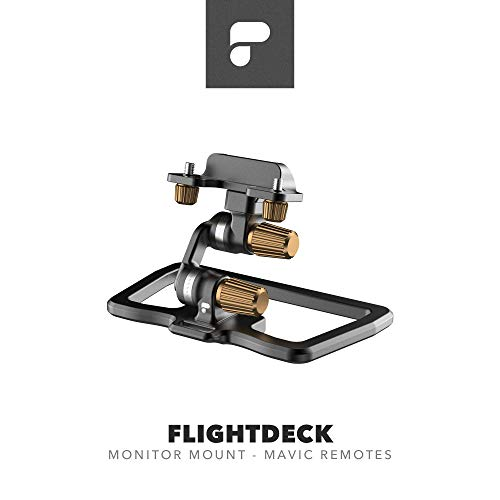 PolarPro FlightDeck - CrystalSky and Tablet Mount System for DJI Mavic Remotes
