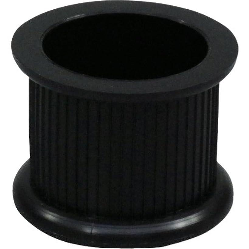 無一文入手します囲む光 イス脚キャップ 黒21mm丸 BE-0-212 バラ