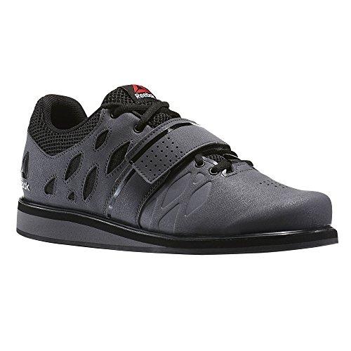 Reebok Herren Lifter PR Multisport Indoor Schuhe, Grau (Gray BD2631), 42.5 EU