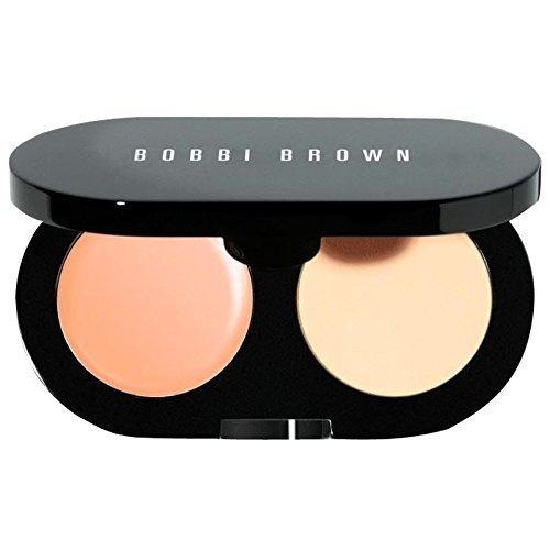 Bobbi Brown Creamy Concealer Kit Beige/Jaune pâle Poudre