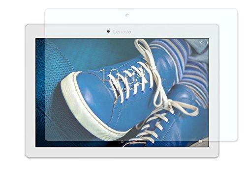 etuo Displayschutzfolie für Lenovo Tab 2 A10-70L LTE - 3H Folie Schutzfolie Display Bildschirm Schutz