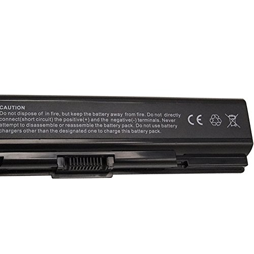 5200mAh Notebook PA3534U-1BRS Laptop Akku Für Toshiba Satellite A200 A210 A300 A305-S6872 A500 A505 L200 L300 L500 PA3533U PA3534U PA3535U 1BAS BRS PA3533U-1BRS PA3535U-1BAS PABAS098 PABAS099 Batterie Battery