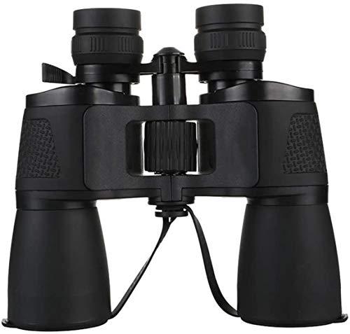 Binoculares, telescopio binoculares de visión Nocturna al Aire Libre, Telescopio Zoom HD Profesional a Distancia Bak4 FMC Lente prismática, binoculares de Gran Angular, Deportes al Aire l.