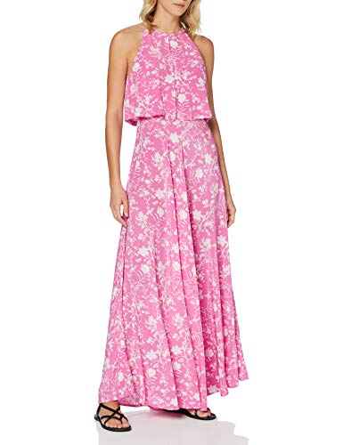 Pepe Jeans DAVINIA Vestido casual  Rosa (Multi 0AA)  Medium para Mujer
