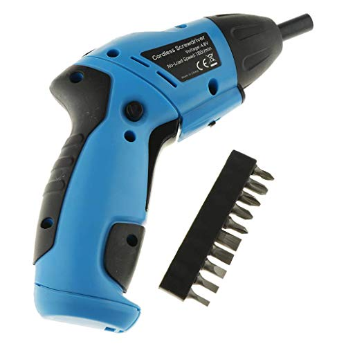 JF-XUAN Cordless Electric Drill 4.8v Electric Electric Drill Electric Screwdriver Kit Battery Operated
