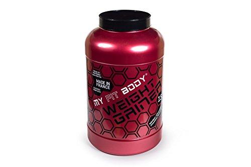 My Fit Body - Weight Gainer Gamma Pro - Mass Gainer - Integratore Sportivo - Migliora La Performance Sportiva - Fonte di Carboidrati e Proteine - Gusto Cioccolato - 2,2 Kg