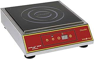 Réchaud Induction Simple Spéciale Chocolat - 2,5 kW -