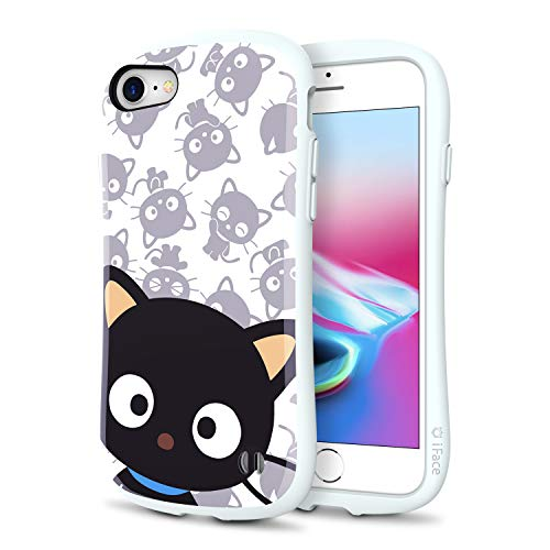 iFace x Sanrio First Class Series iPhone SE 2 (2020) / 7 (2016) / 8 (2017) Case – Cute Dual Layer Hybrid Shockproof Protective Cover [Drop Tested] - Chococat/Pattern