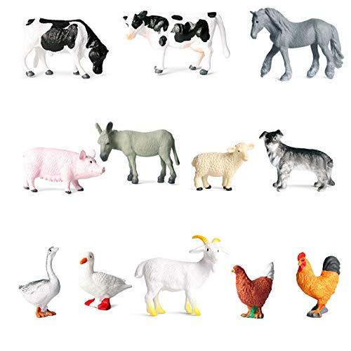 Top 10 best selling list for plastic mini farm animals
