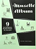 MUSETTE ALBUM 1 - Arreglos para acordeón