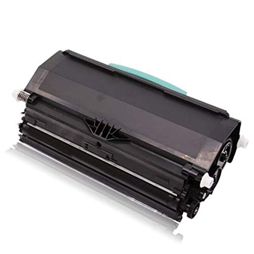 WSHZ Compatibile con PLC-X264 Toner per la Cartuccia Lexmark X363 X264 Polvere Bin X364 Polvere Cartuccia Toner X264A11G Stampante Cartuccia Chip,X264drumrack
