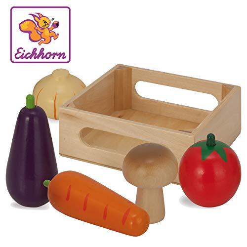 Eichhorn - 100003735 - Box avec légumes en Bois