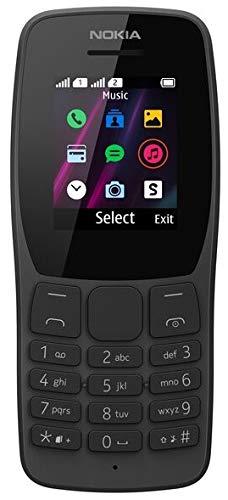 Nokia 110 Dual SIM (Black)