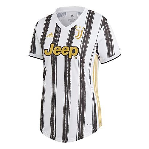 adidas Juventus FC Temporada 2020/21 JUVE H JSY W Camiseta Primera equipación,...