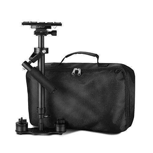 Profi Kamera Stabilisatoren,GreensKon Handheld Kamera Tragehilfen Stabilisator Schwebestativ Stabilizers Systemkamera Steadycam Hovering Tripod für Kamera Video DV DSLR Camcorder Nikon Canon Sony 60cm