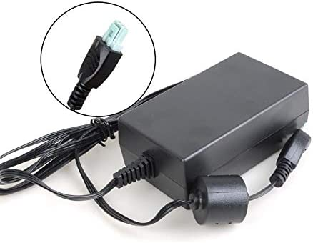 SoDo Tek TM Power Cable for HP Deskjet F335 All-in-One Printer + Required Power Cord Connect to The Wall