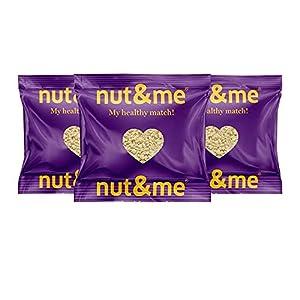 Harina de garbanzos 1,35 KG nut&me | Sin gluten - sin aditivos - sin azúcares añadidos | garbanzo molido | reposteria | Vegetariano - PACK 3x450 gramos