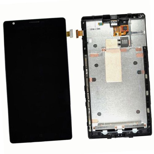 Highsound Original Replace LCD Display Touch Glass Assembly Digitizer for Nokia Lumia 1520