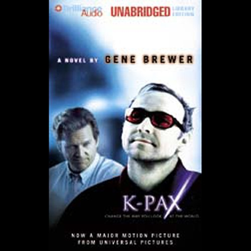 K-Pax audiobook cover art