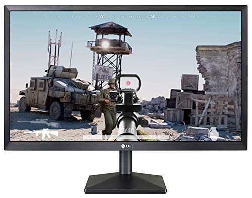 LG 55cm (22 inch) Gaming Monitor - 1ms, 75Hz, Full HD,  AMD Freesync, TN Panel Monitor, HDMI & VGA...