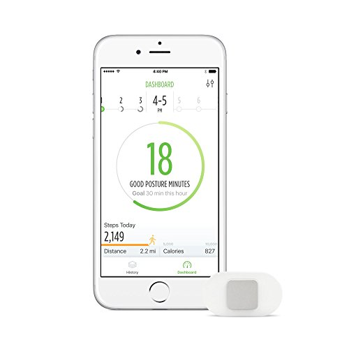 Lumo Lift: The First Wearable Posture Coach. You slouch