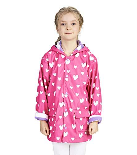 Hatley Printed Raincoats Chaqueta impermeable para Niñas