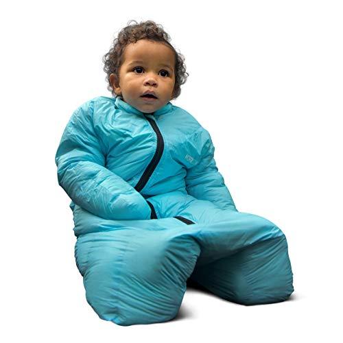 Little Mo 20 Down Baby Sleeping Bag (Sky Blue)