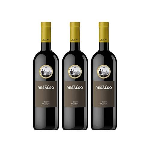 Emilio Moro - Finca Resalso, Vino Tinto, Tempranillo, Ribera del Duero, 3x 750 ml