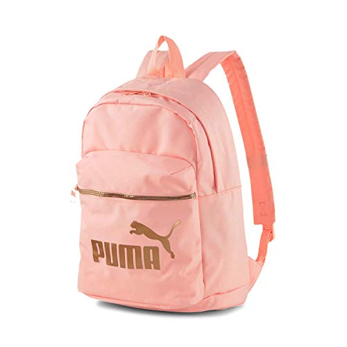 PUMA Damen Rucksack Core Base College Bag 078150 Apricot Blush One Size