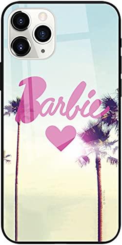Funda Original de Barbie TPU para iPhone 11 Pro, Cubierta de Silicona líquida, Flexible y Delgada, Protectora para Pantalla, a Prueba de Golpes y antiarañazos