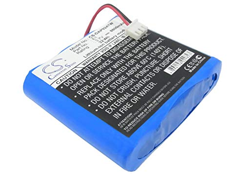 8800mAh Battery for Pure EvokeE-1S, Evoke Flow, VL-60924, Evoke-2S, Evoke Mio