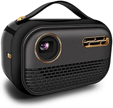 YANTAIAN MP168 DLP 4K HD Miniature shipfree w Phone Fixed price for sale WiFi Mobile Projector