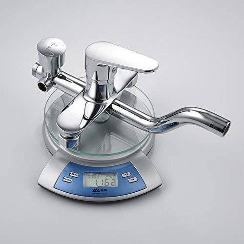 GAOTIAN Sprinkler-Set Kupfer intelligentes Zuhause konstante Temperatur Anti-Scaling-Wasser Wandwaage Entwässerung Sprinkler