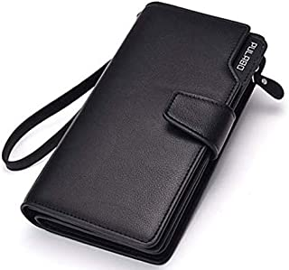 Casual Wallets For Girls Black Color