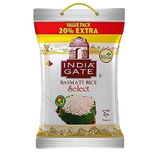 Best INDIA GATE Select Premium Basmati Rice in India 2021