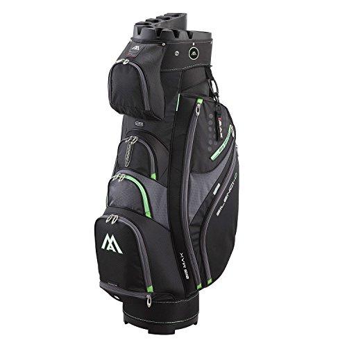 BIG MAX Silencio 2 Golf Bag-Black